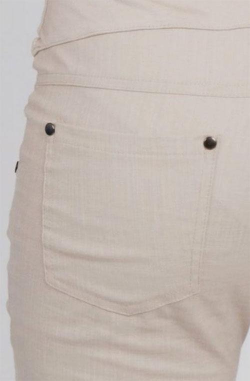 pantalon permama fino ajustado
