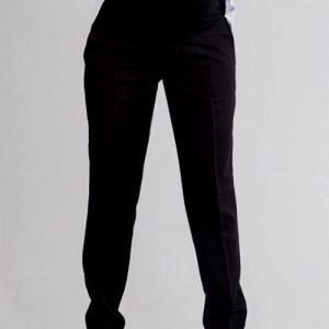 PANTALÓN PREMAMÁ vestir negro