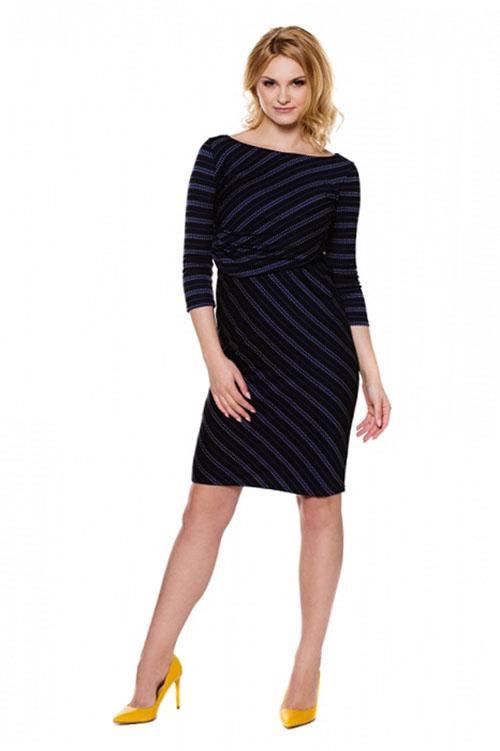 vestido premama y lactancia elegante invierno (2)
