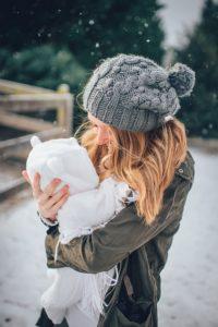lactancia en invierno