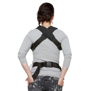 MOCHILA CLICK CARRIER CLASIC black denim