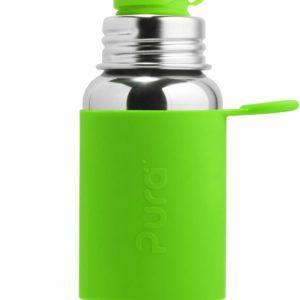 botella-acero-verde-joykids-logroño