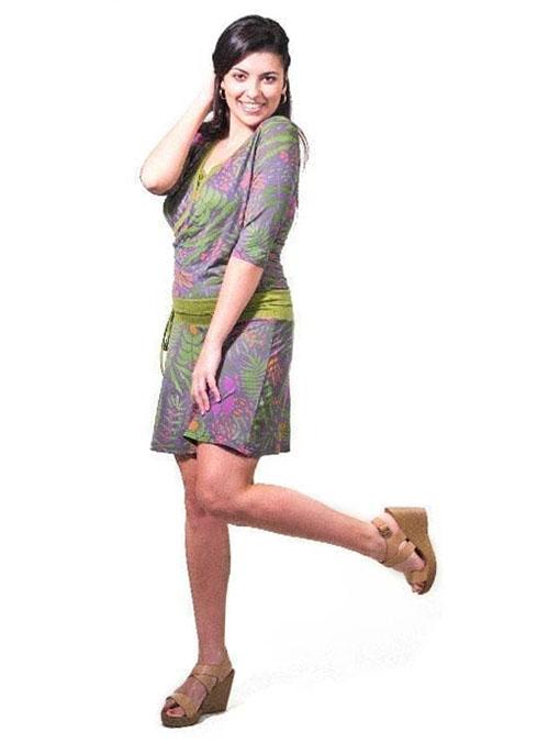 vestido lactancia estampado hojas (3) copia