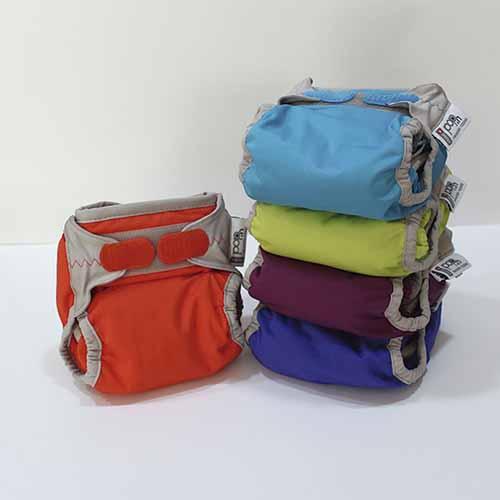 pañal de tela unitalla pop-in varios colores