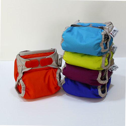 pañales de tela lavables colores vivos (5)