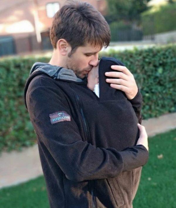 abrigo de embarazo y porteo- negro - polar- macropus (5)