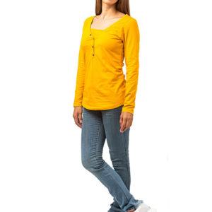camiseta premamá y lactancia- mostaza- arbol de amor -logroño (2)