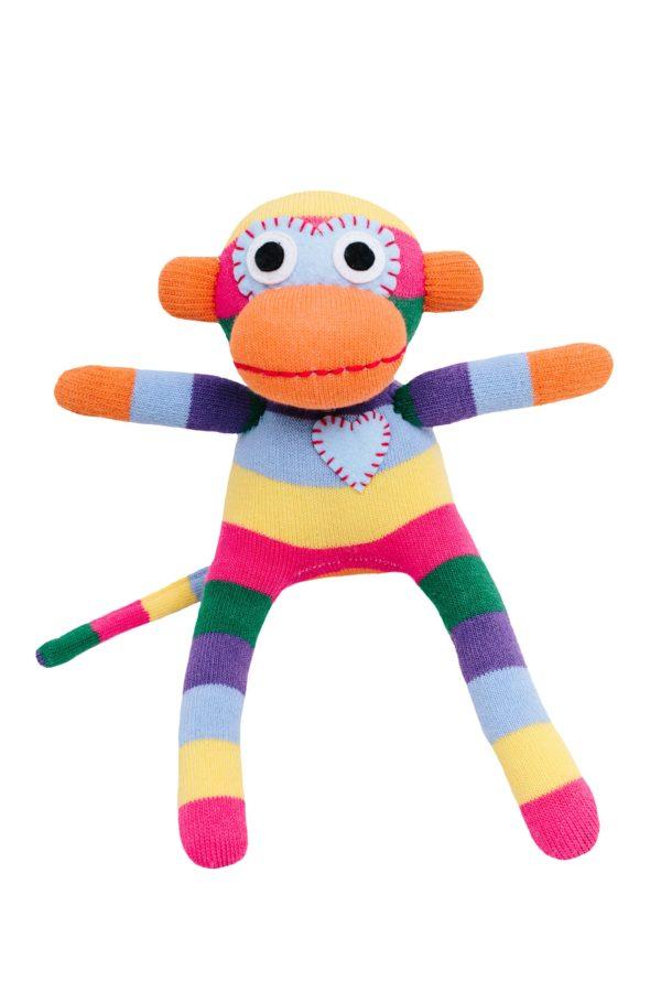 mono arcoiris- joikids - logroño
