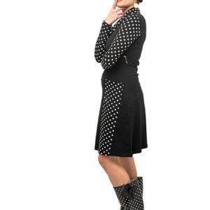 vestido premamá y lactancia-lunar-negro-árbol de amor-logroño (1)