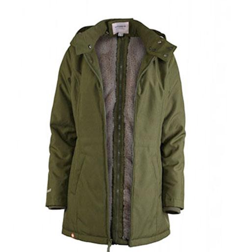 abrigo premama y porteo invierno