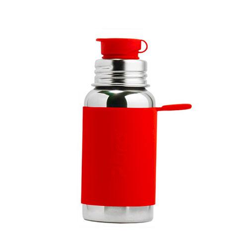 botella-acero-550ml-silicona-roja (4)