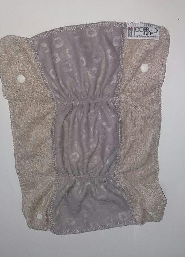 absorbentes de noche pañal tela