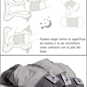 ABSORBENTES DE NOCHE bambú pack de tres
