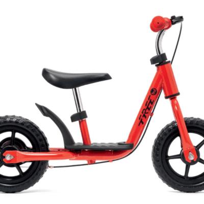 Bicicleta sin pedales con freno y cinturón Oxybul