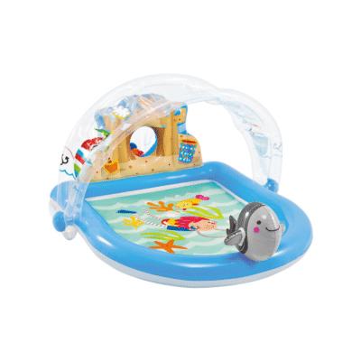 piscina-para-niños-intex-juegos-al aire libre-campo