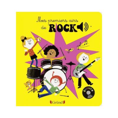 mis primeras canciones de rock