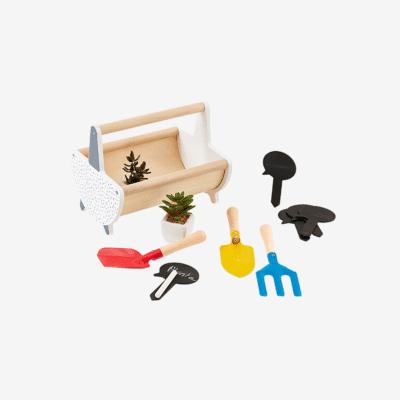 kit-juego-al aire libre-du-petit-jardinier-vertbaudet