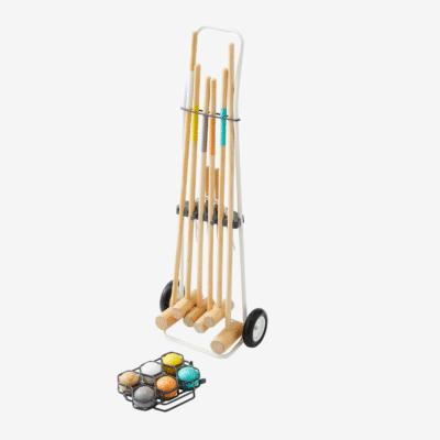 Juego-exterior-para-niños-croquet-madera-juego-vertbaudet