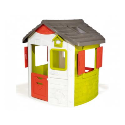 casa de plástico para niños Neo Jura Lodge marca Smoby