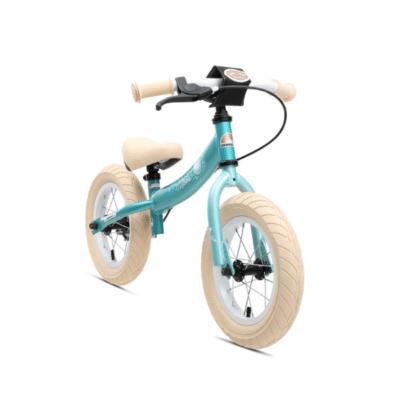 Bicicleta balanceada azul con freno marca Bikestar