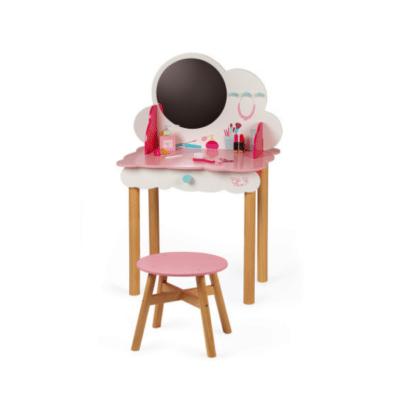 tocador para niños con taburete marca janod