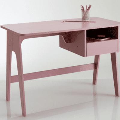 escritorio infantil rosa vintage retro marca Adil