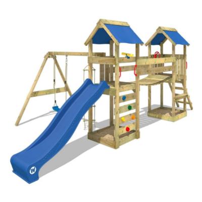 Parque infantil de madera Sunflyer de Wickey