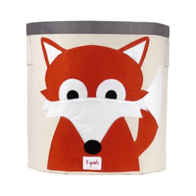 Caja de juguetes fox 3 brotes