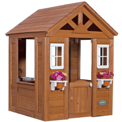 Cabaña de madera para niños Timberlake