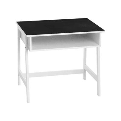 escritorio para niños con pizarra encima de la marca Atmosphera