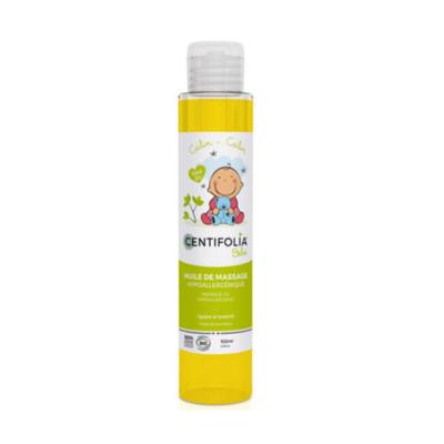 Aceite de masaje Bio-Centifolia