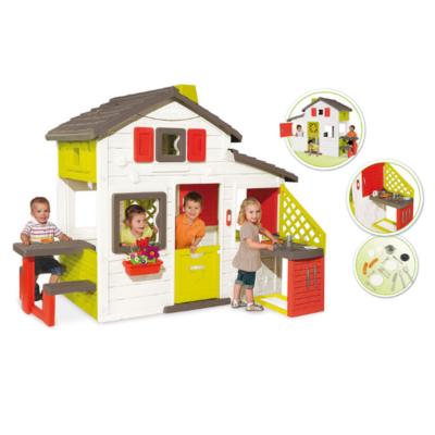 Cabina de plástico Smoby Friends House