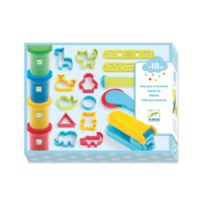 Caja-modelo Clay-Djeco