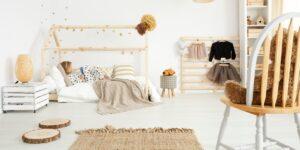 ¿Cómo configurar una sala Montessori?