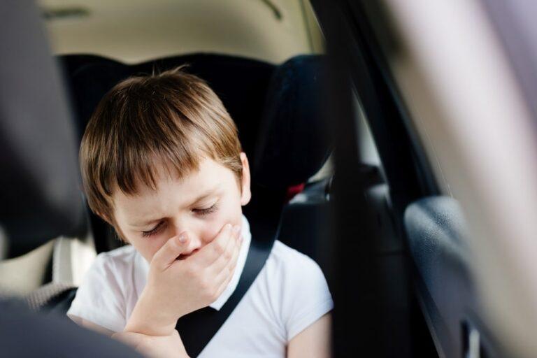 17 consejos para reducir el mareo por movimiento en los niños