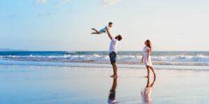 ★ ★ ★ TOP 5 vacaciones en la playa con niños en Francia