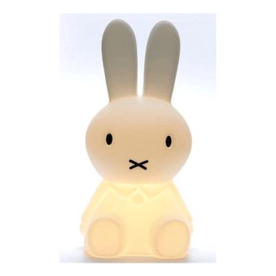 Luz de noche con forma de conejo de la marca Miffy
