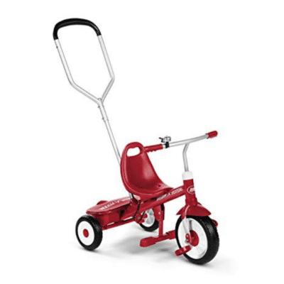 Evolución-Triciclo-Steer - & - Stroll-Radio-Flyer
