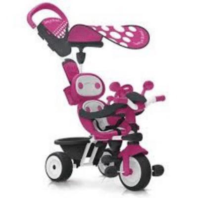 Triciclo Evolutivo-Baby-Driver-Confort-Smoby