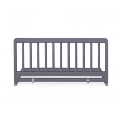 marca geuther de la barandilla gris de la cama