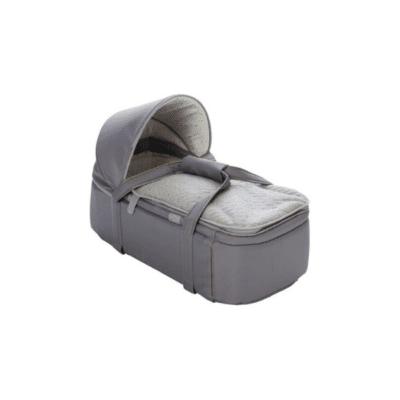 cuna gris marca Vertbaudet