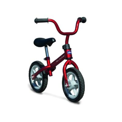 Bicicleta de equilibrio roja para niños Chicco