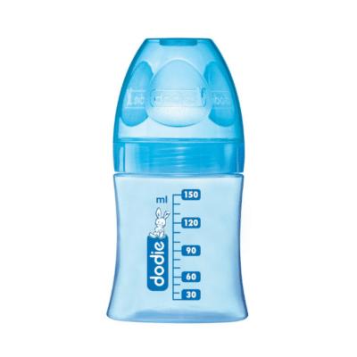 Botella de la marca Dodie
