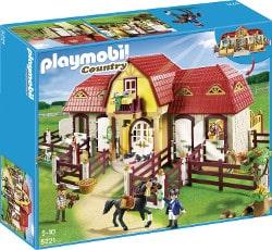 Playmobil country - semental y caballo
