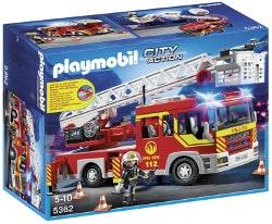 Unievrs Playmobil city action - camión de bomberos