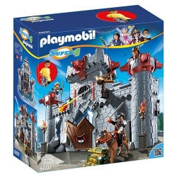 Playmobil super 4 - ciudadela