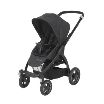 cochecito-nacimiento-negro-estrella-nómada-bebé-comodidad