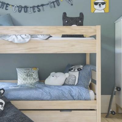Vestidor dormitorio infantil marca mika