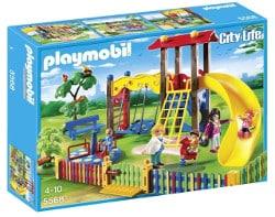 Playmobil city life universe - plaza de los niños
