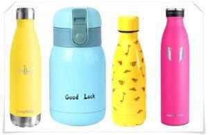 Botella de agua para niños TOP 10